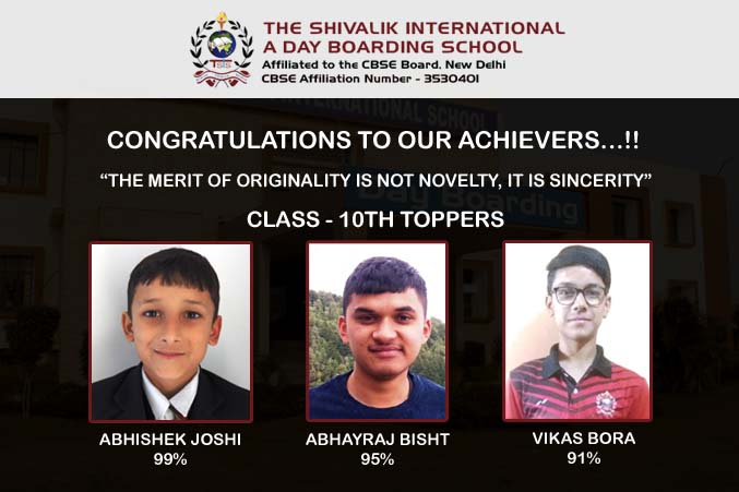 10th Board CBSE Toppers
